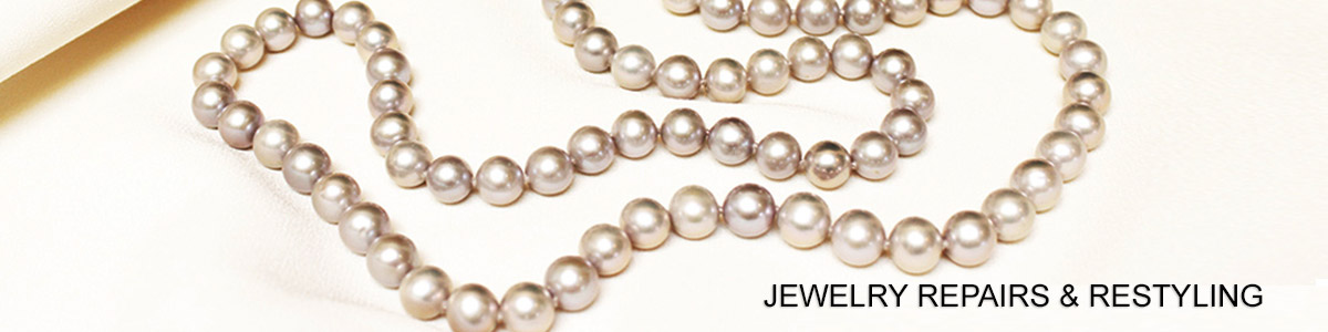 Joann Smyth Jewelry Restyling and Repair