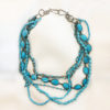 STERLING SILVER MULTI-STRAND TURQUOISE | JoannSmyth.com Jewelry